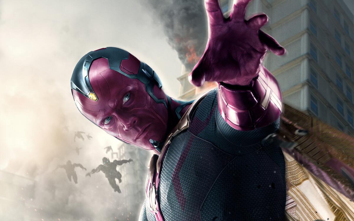 Пол Беттани готов и дальше играть Вижна в киновселенной Marvel