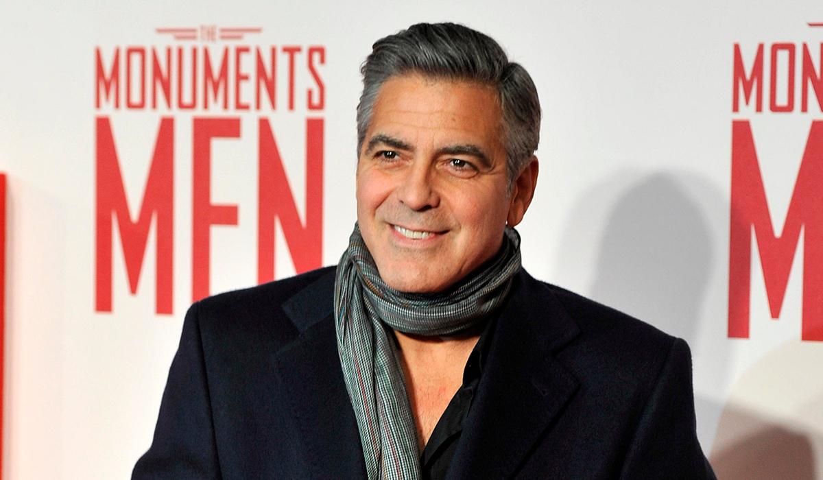 «Я простоял на коленях двадцать минут»: Клуни рассказал, как сложно было уговорить жену выйти за него