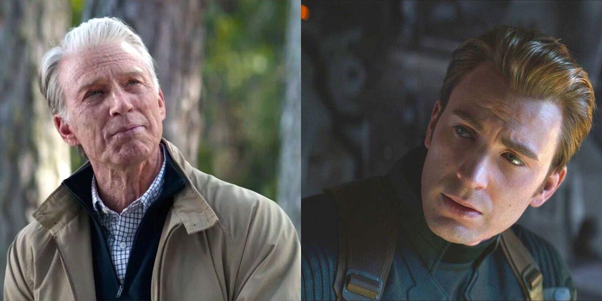 Изначально Крис Эванс не должен был играть постаревшего Стива Роджерса в «Мстителях: Финал»