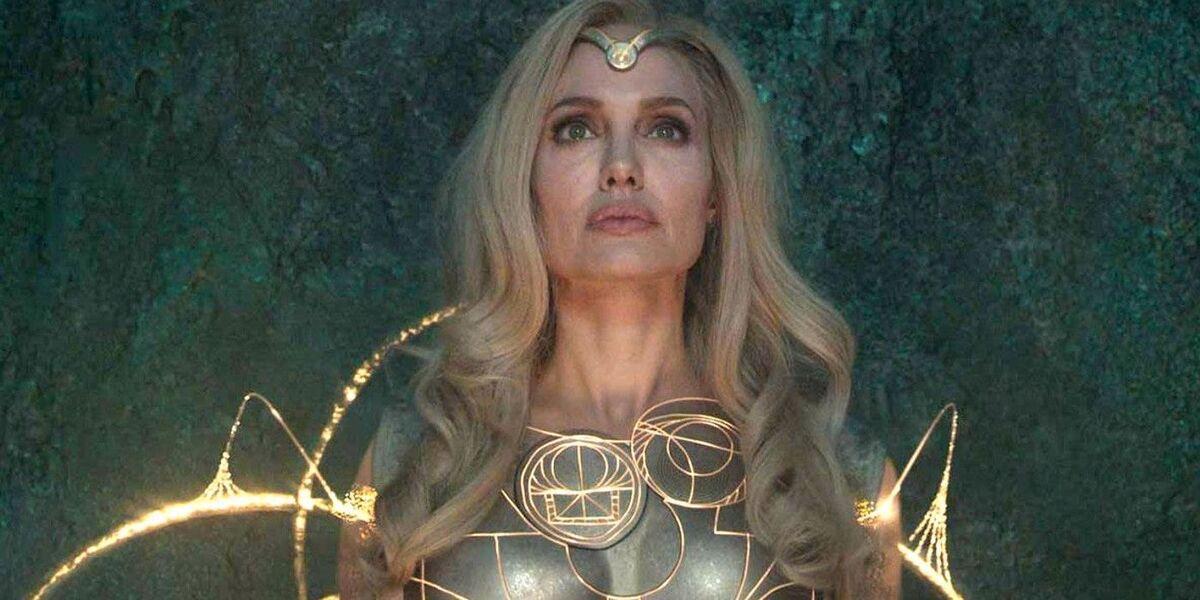 Прежде чем сыграть в «Вечных», Анджелина Джоли отказалась от роли супергероини в другом проекте