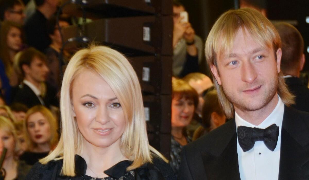 «Папочкин малыш!»: Евгений Плющенко запечатлелся с четырехмесячным сыном Арсением