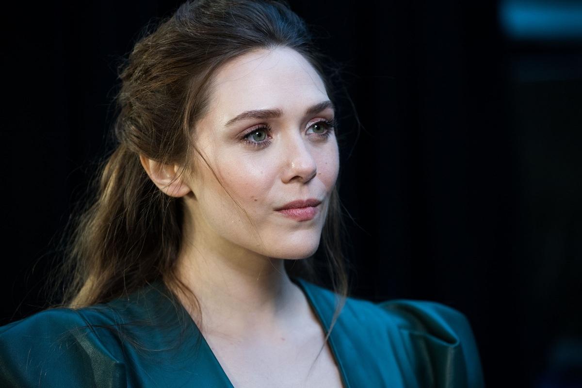 Элизабет Олсен завершила съемки в сиквеле «Доктора Стрэнджа»