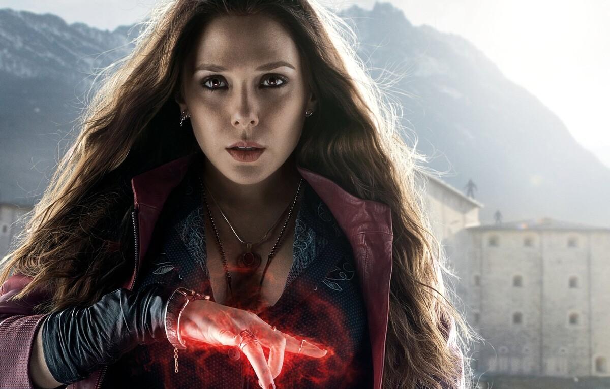 По слухам, Marvel разрабатывает сольный фильм о Ванде Максимофф