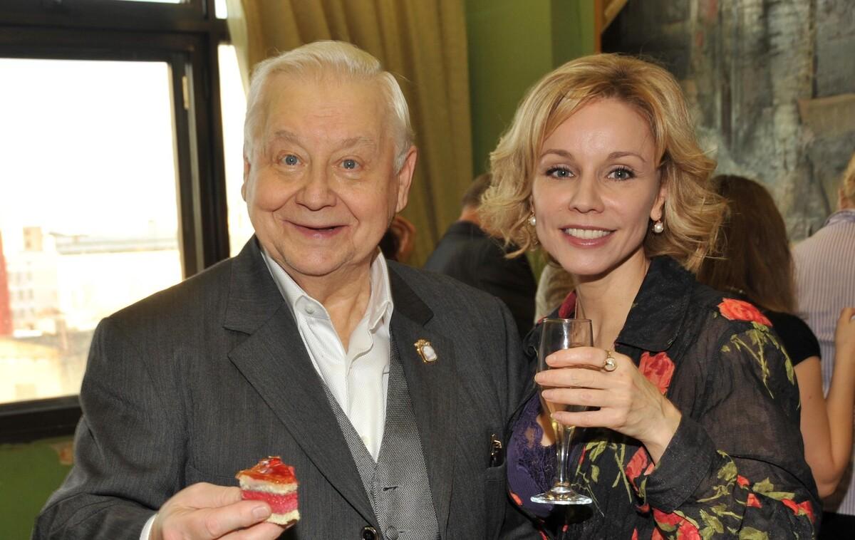 «Помним! Любим!»: звезды отметили 86-летие Табакова после скандала с Прокловой