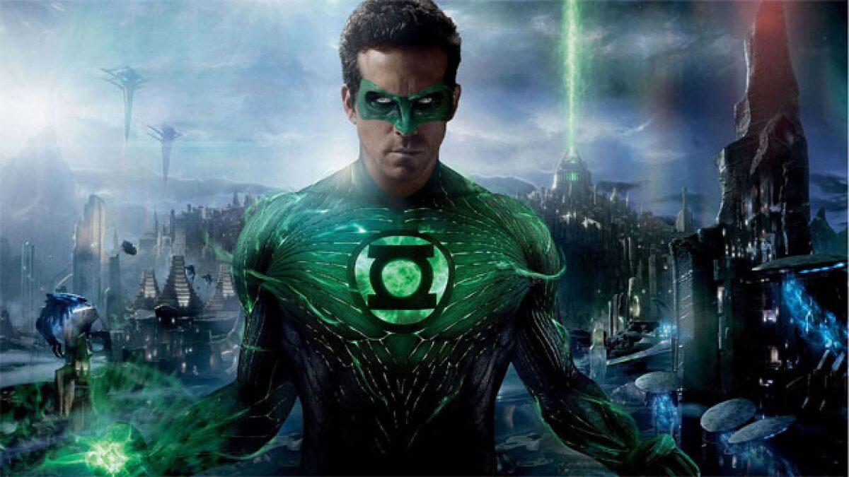 Райан Рейнольдс признал, что его фильм «Зеленый Фонарь» не так уж плох
