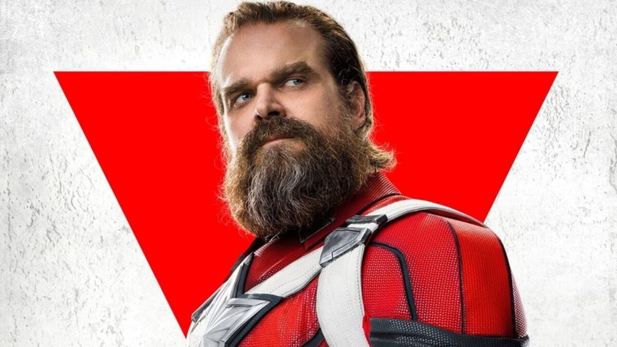 Дэвид Харбор хотел, чтобы в «Черной Вдове» его герой говорил на русском, но студия Marvel отвергла эту идею