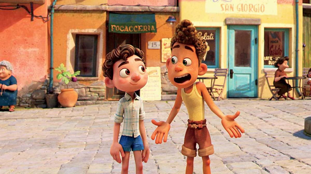 Режиссер «Луки» опроверг домыслы, что в мультфильме будет романтика между двумя главными героями