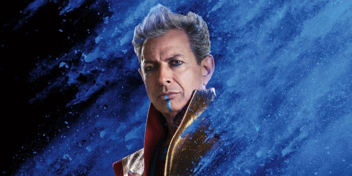 Джеффа Голдблюма заметили на съемках «Тора: Любовь и гром» вместе с Тайкой Вайтити и Крисом Хемсвортом