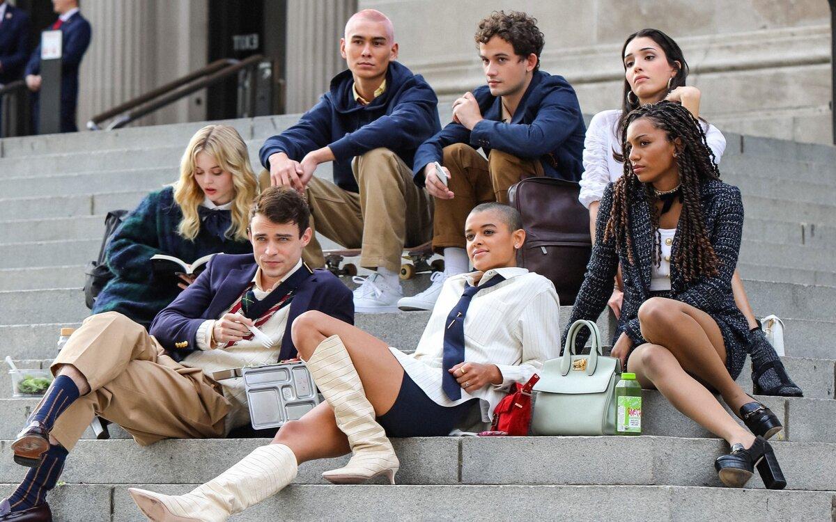 Перезапуск «Сплетницы»: премьера второй части первого сезона состоится в ноябре