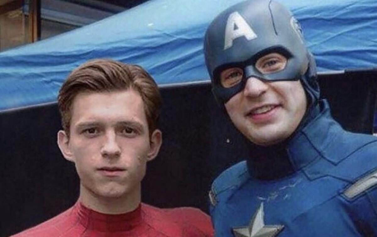 Крис Эванс признался, что хотел бы сыграть Человека-паука