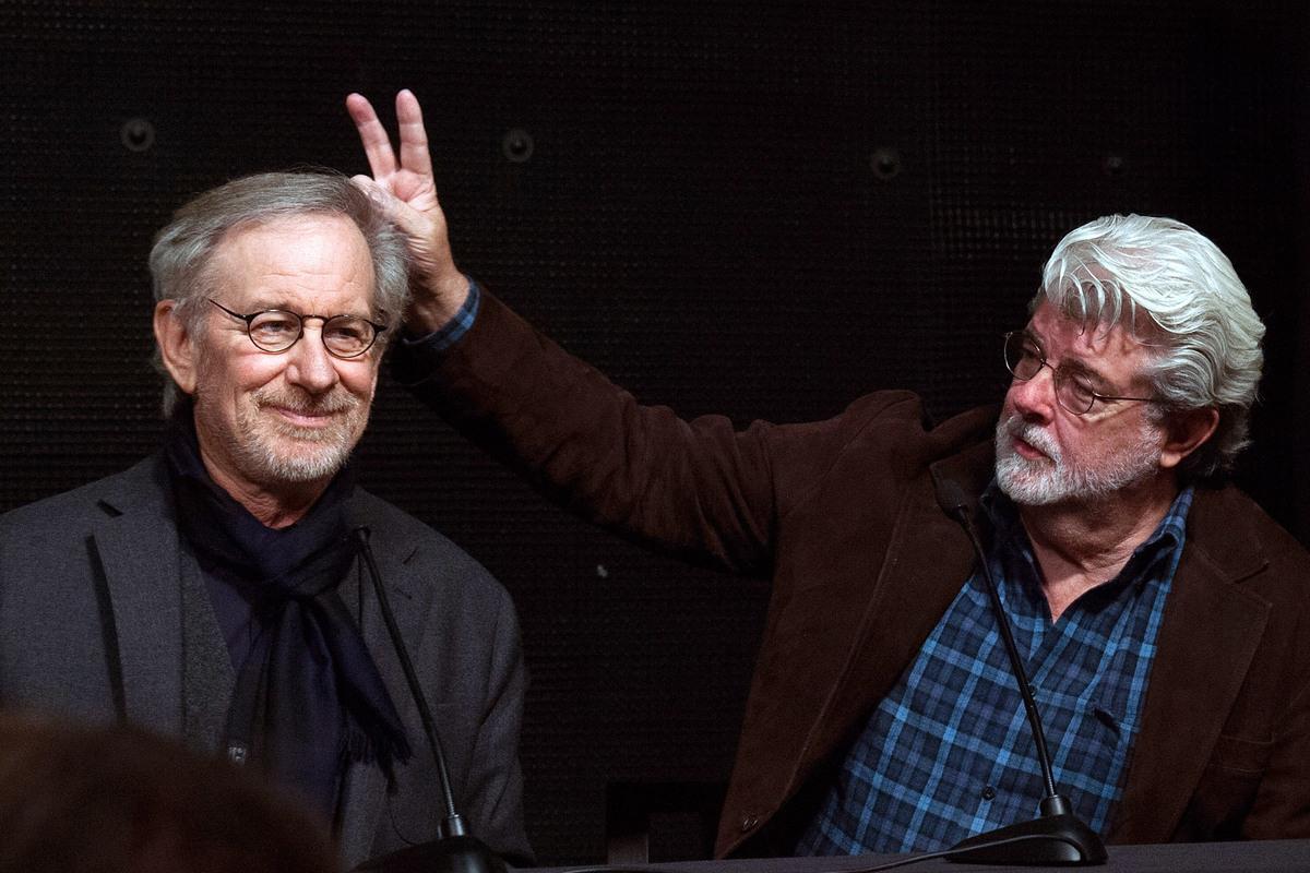 Стивен Спилберг утверждает, что Джордж Лукас не позволил ему стать режиссером «Звездных войн»