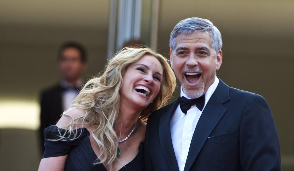 Новые «Друзья Оушена»: Джулия Робертс и Джордж Клуни снова снимутся вместе