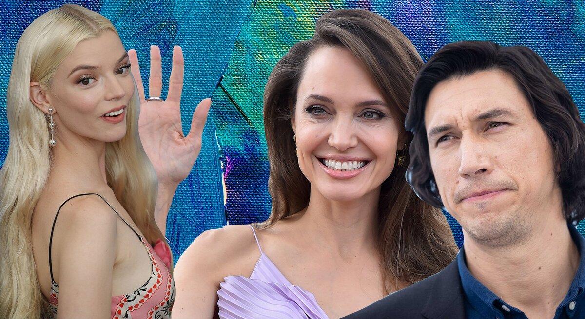 От Джоли до Драйвера: звезды, которые не могут скрыть уродливые изъяны внешности