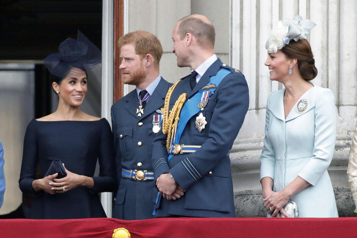 «Недружелюбные и завистливые»: Меган Маркл рассказала, что думает о королевской семье