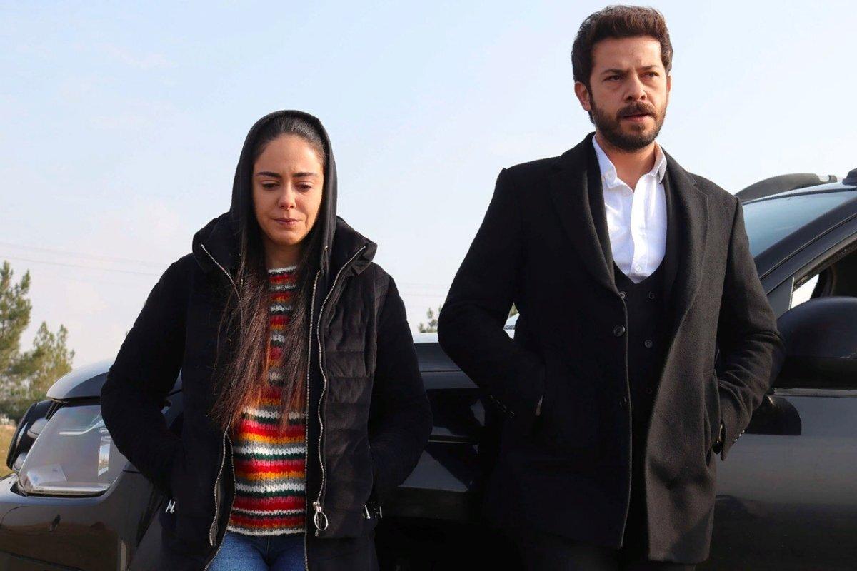 В какой серии умирает Элиф в турецком сериале «Ветреный»?