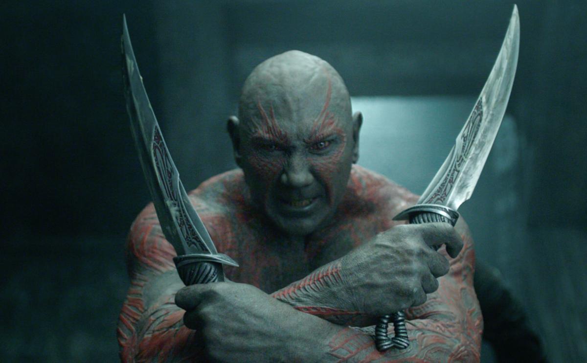 Звезда «Молодого Скалы» хочет заменить Дэйва Батисту в роли Дракса из киновселенной Marvel