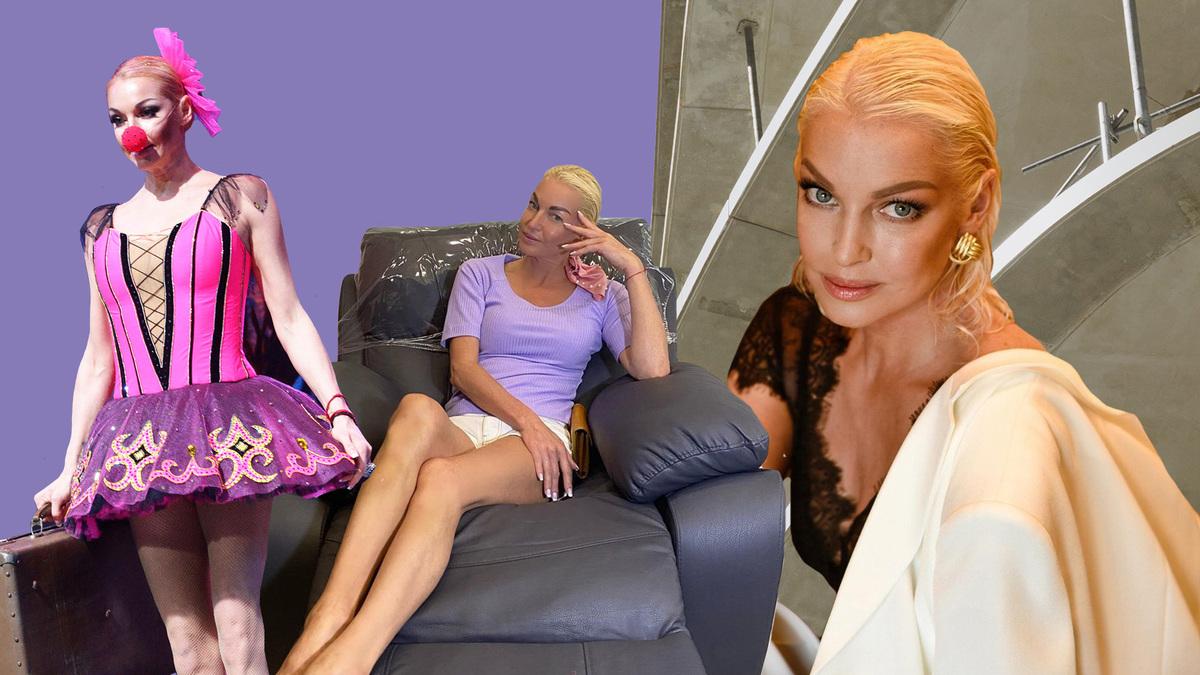 «Зрелые женщины подвергаются гонению»: стилист заступилась за осуждаемую Волочкову