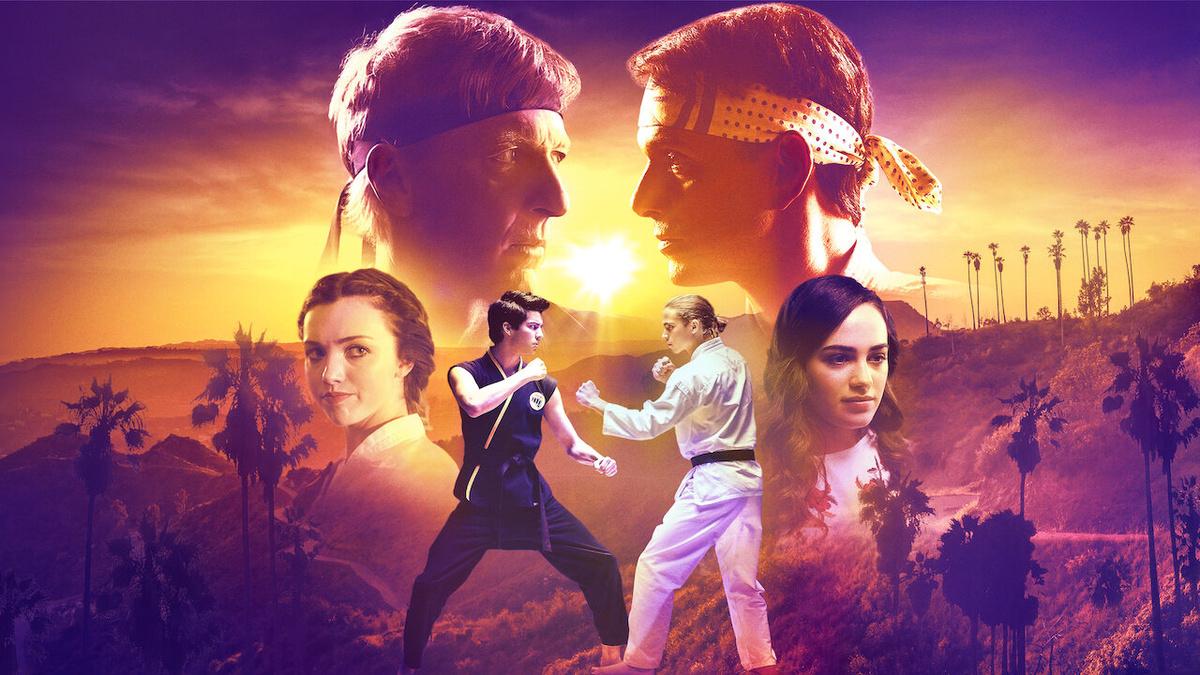 Netflix представил официальный логотип четвертого сезона «Кобры Кай»