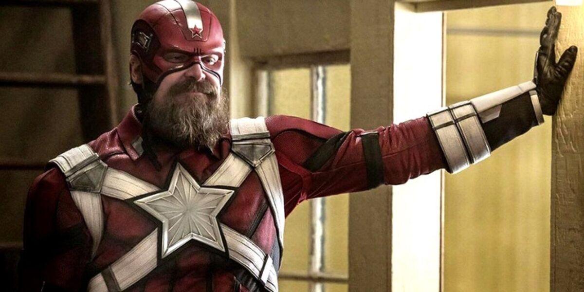 У Дэвида Харбора есть идеи насчет того, где был Красный Страж во время событий «Мстителей: Финал»