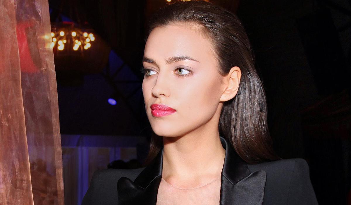 «Восхитительная красота»: Ирина Шейк без косметики похвасталась идеальным лицом