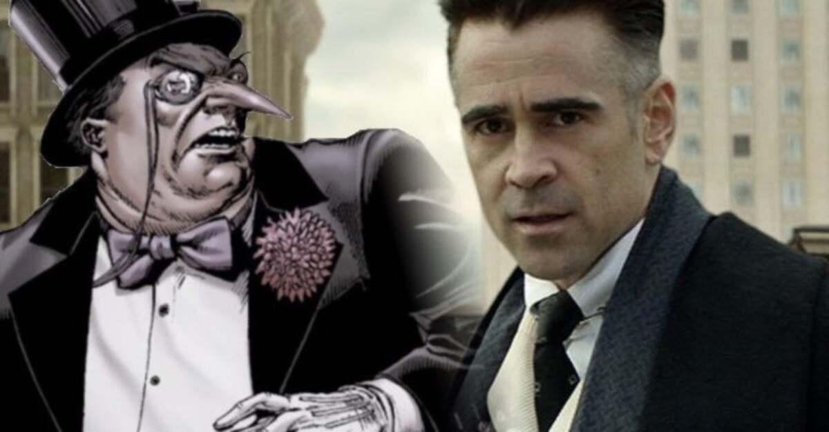 Колин Фарелл подтвердил, что у Пингвина не будет значительной роли в «Бэтмене»