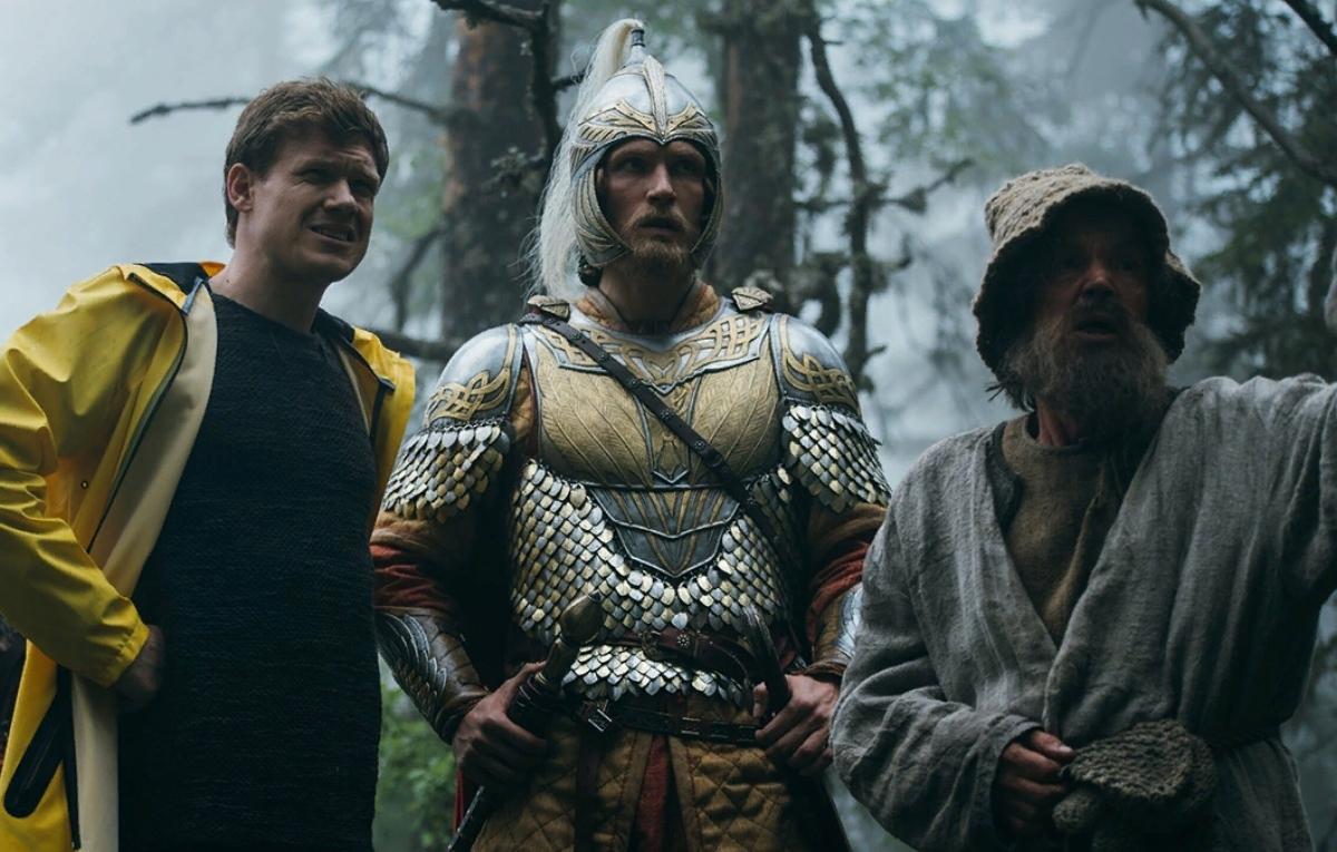 Где снимали фильм «Последний богатырь: Корень зла»?