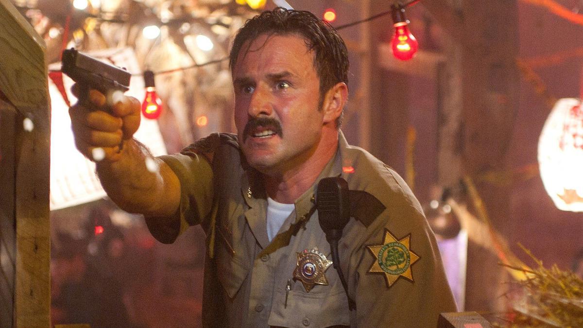 Дэвид Аркетт вернется к роли Райли в ребуте «Крик 5»