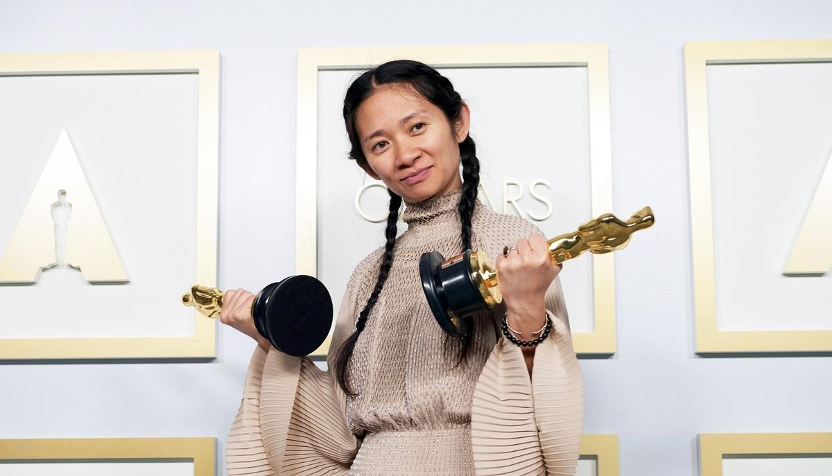 Режиссер «Земли кочевников» и «Вечных» Хлоя Чжао хотела бы снять свои «Звездные войны»