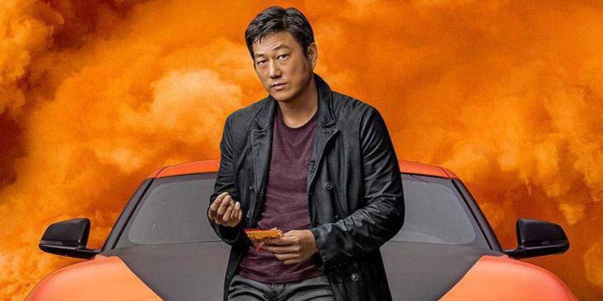 Звезда «Форсажа» Сон Ган и сам не знает, как Хану удалось остаться в живых