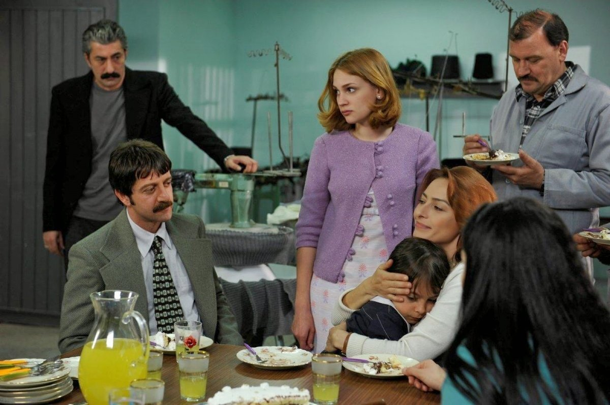 В какой серии турецкого сериала «Бесценное время» Айлин умрет?