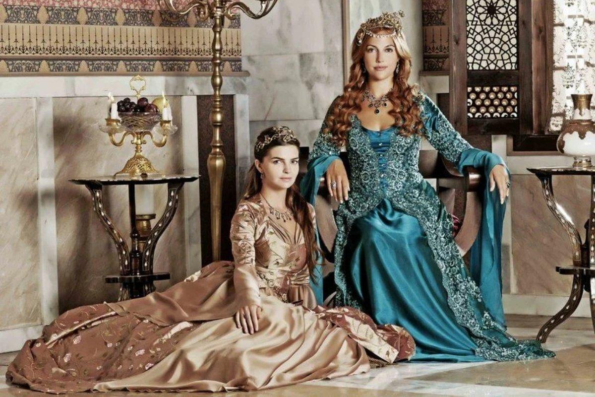 В какой серии турецкого сериала «Великолепный век» Михримах родит?