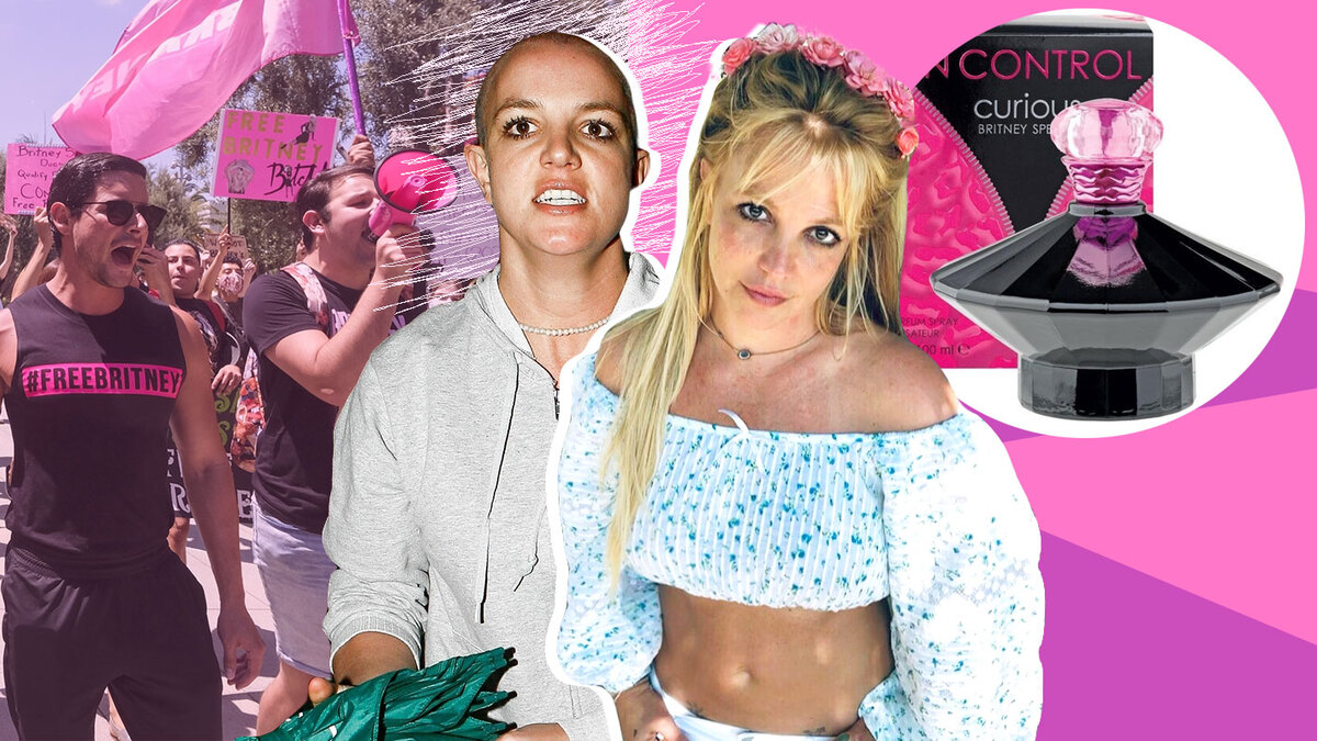Поклонники Бритни Спирс неожиданно поддержали певицу: скупили все духи ее производства
