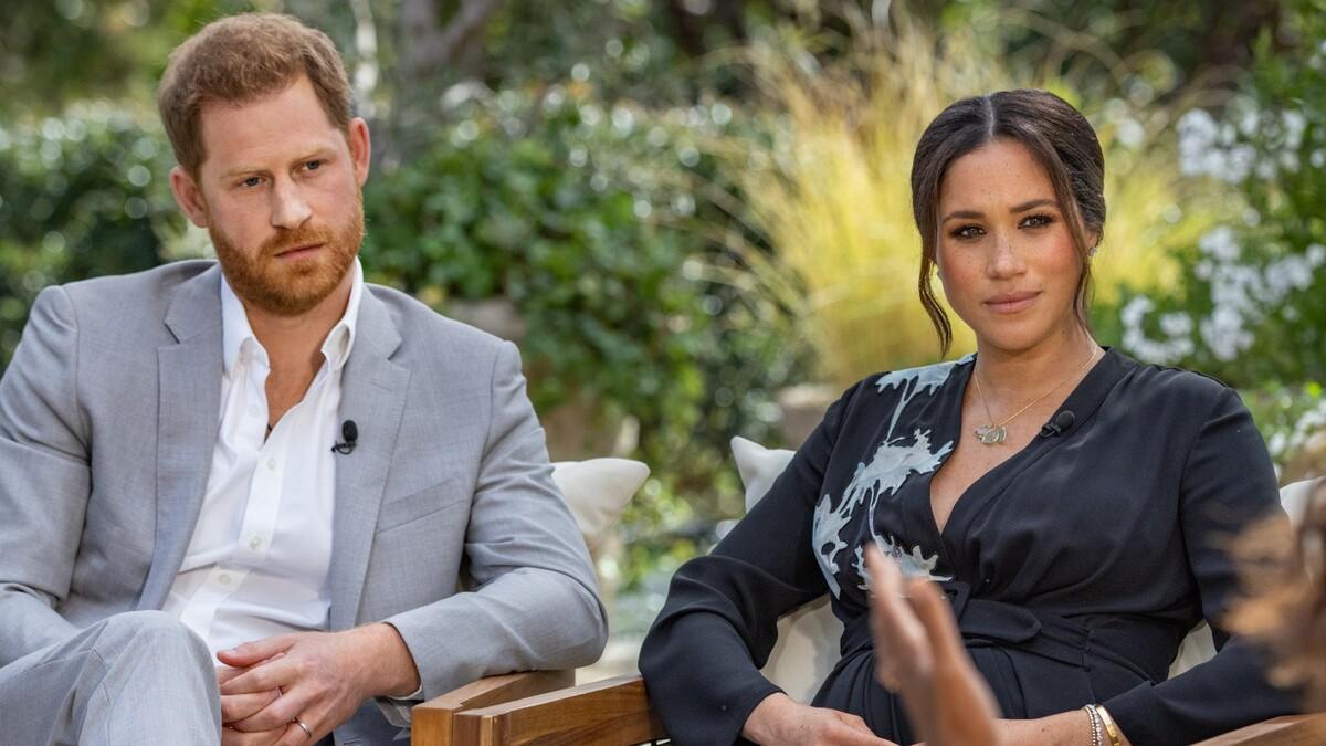 Скандальное интервью Опры с Меган Маркл и принцем Гарри номинировали на «Эмми»