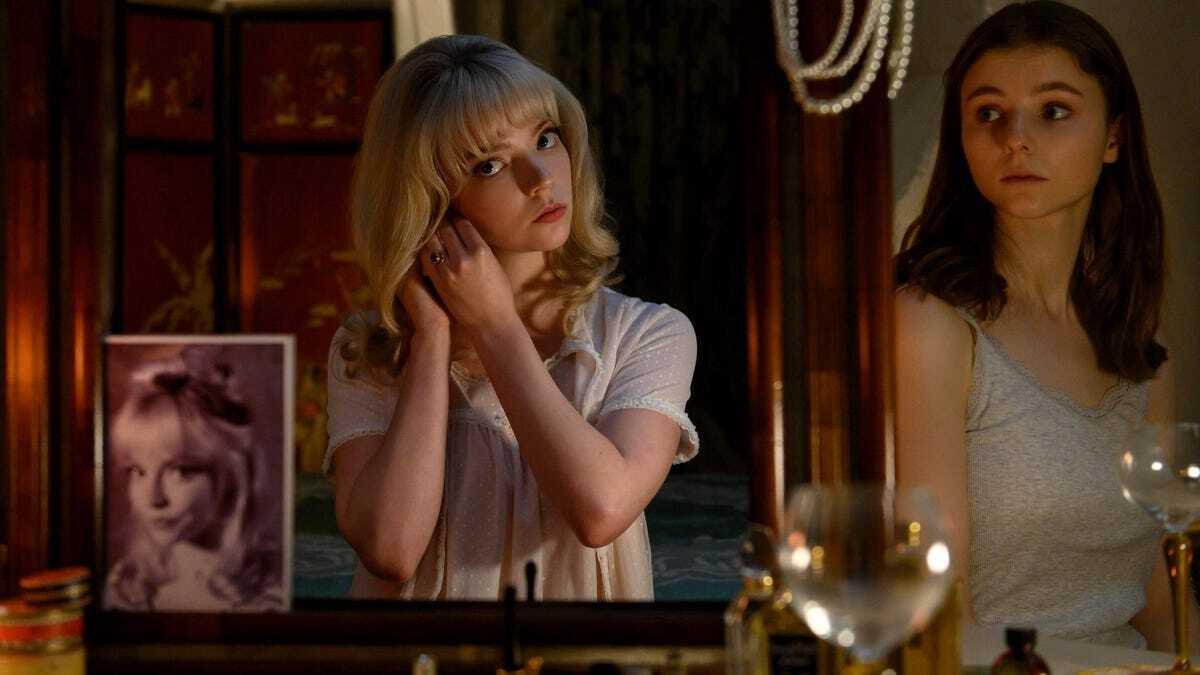 В «Прошлой ночью в Сохо» Ане Тейлор-Джой изначально была уготована другая ведущая роль