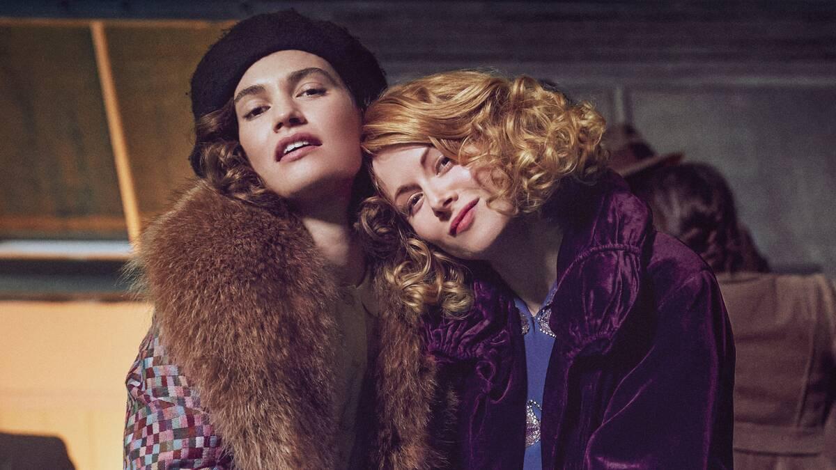 Появился новый трейлер мелодраматического мини-сериала «В поисках любви» с Лили Джеймс и Эмили Бичем