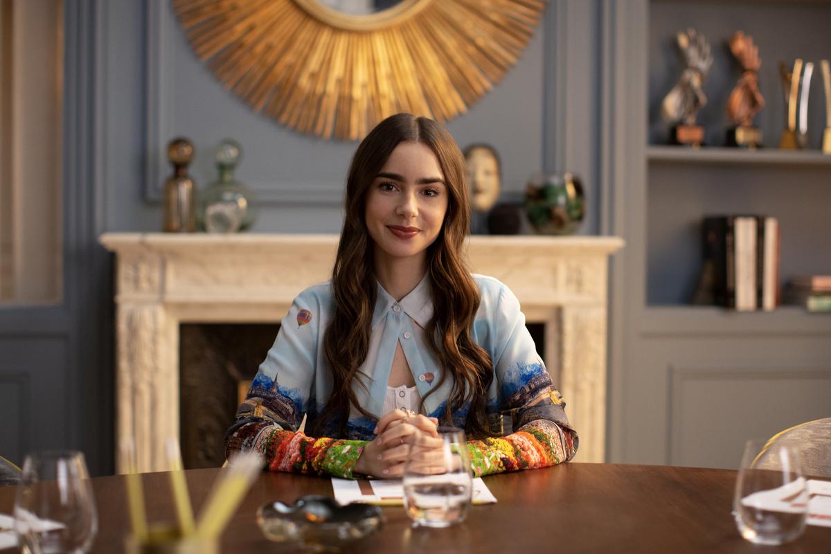 Началось производство второго сезона сериала «Эмили в Париже»