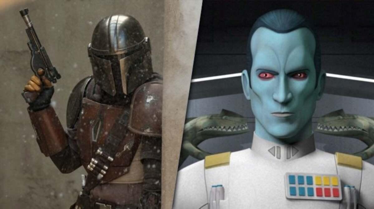Disney ищет актера на роль адмирала Трауна для 2 сезона «Мандалорца»