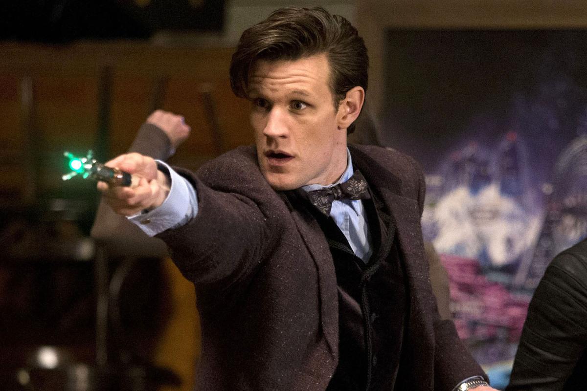 Бывшая звезда «Доктора Кто» не ожидал, что Мэтт Смит окажется так хорош в заглавной роли
