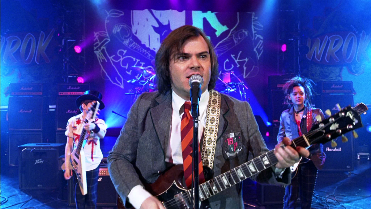 Слух: Джек Блэк ведет переговоры о съемках в сиквеле «Школы рока»
