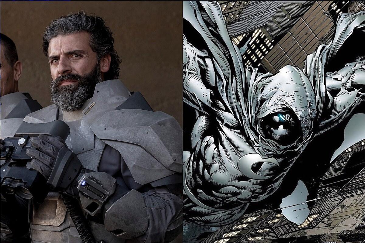 По слухам, премьера сериала Marvel «Лунный рыцарь» намечена на лето 2022 года