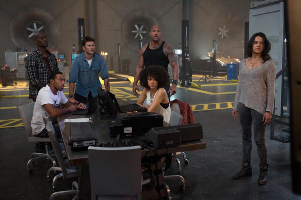 Премьеру «Форсажа 9» отложили ещё на месяц — до 25 июня 2021