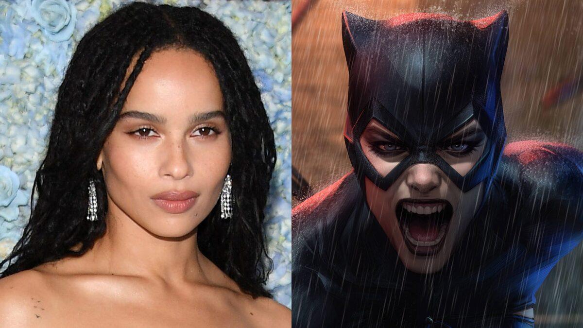 Зои Кравиц стремилась, чтобы ее Женщина-кошка из «Бэтмена» была «реальным человеком»