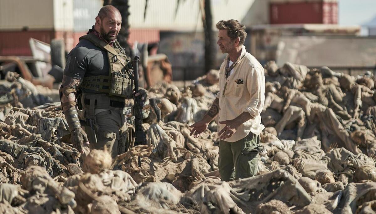 «Армия мертвецов» побила два рекорда Netflix
