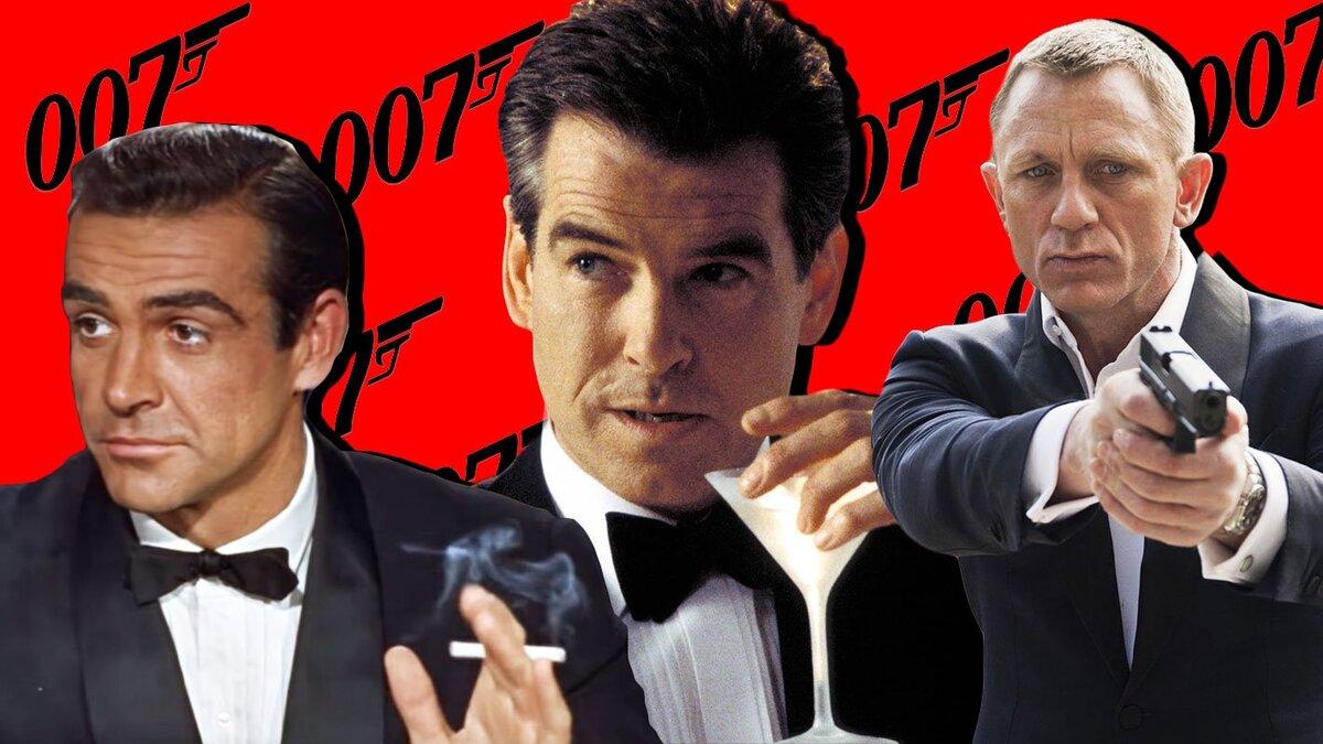 На фоне прощания с агентом-007: 3 самых желанных Джеймса Бонда