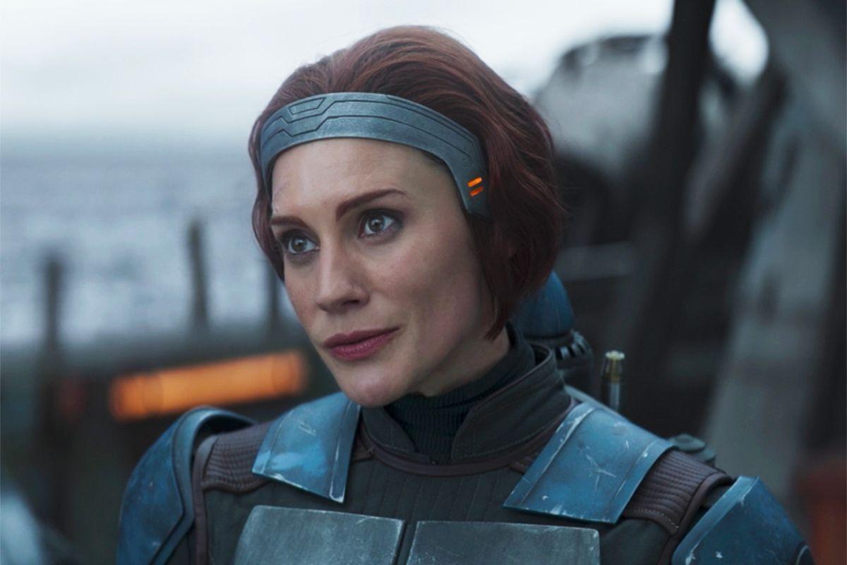 Звезда «Мандалорца» Кэти Сакхофф намекает на возвращение Бо-Катан в третьем сезоне сериала