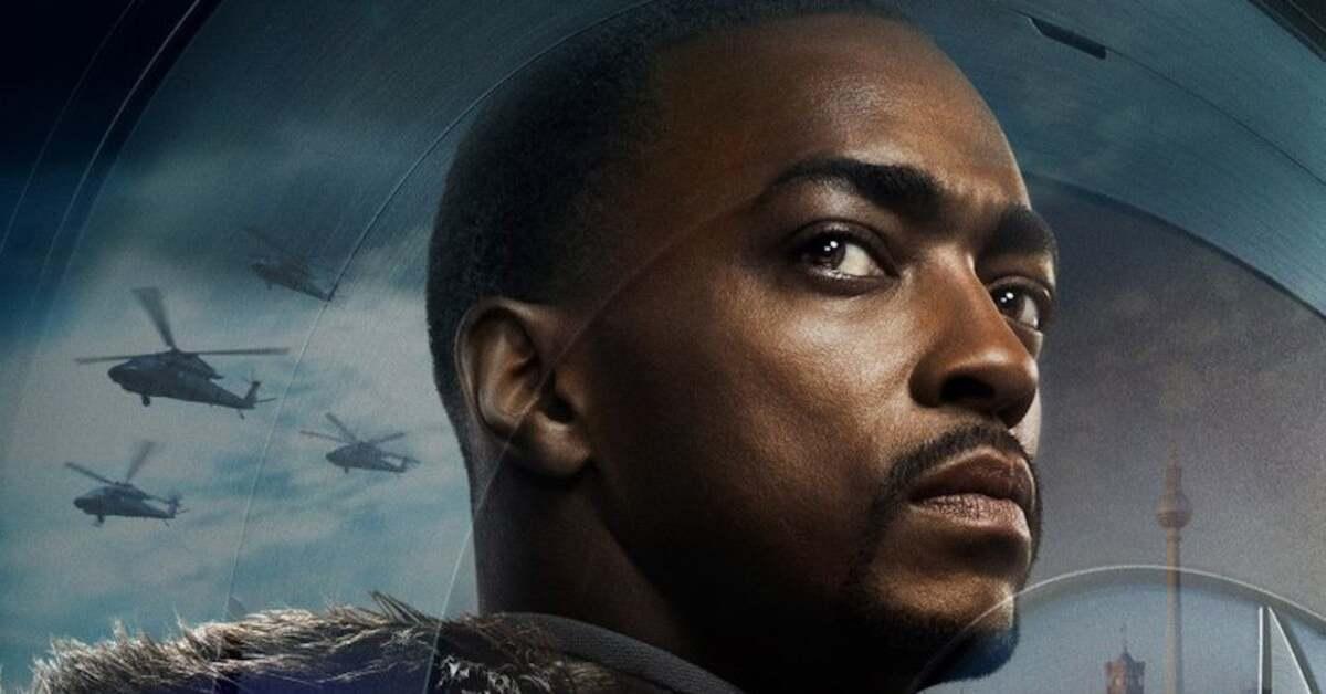В сериале Marvel «Сокол и Зимний Солдат» расовый вопрос будет одним из ключевых