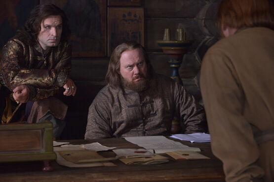 Грозные: Маковецкий  и Яценко сыграют Ивана IV в новом историческом сериале
