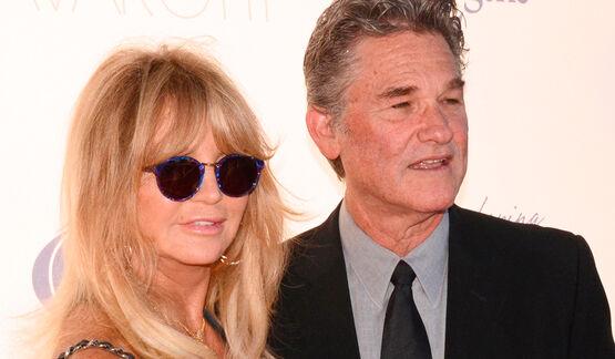 «Мы оба очень разборчивы»: Голди Хоун и Курт Рассел вновь поженятся в Голливуде