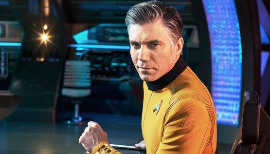 Звезда «Звездного пути» Энсон Маунт присоединился к реальным поискам внеземной жизни