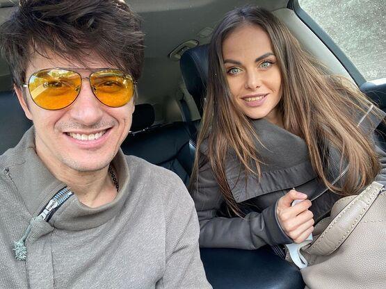 «Столько любви во взгляде»: Станислав Бондаренко показал нежное фото с Аурикой Алехиной